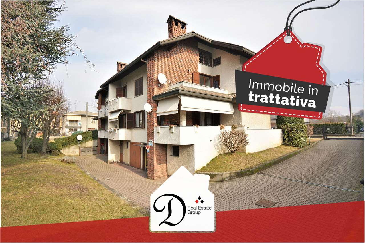 Appartamento in vendita a Albizzate, 7 locali, prezzo € 168.000 | CambioCasa.it