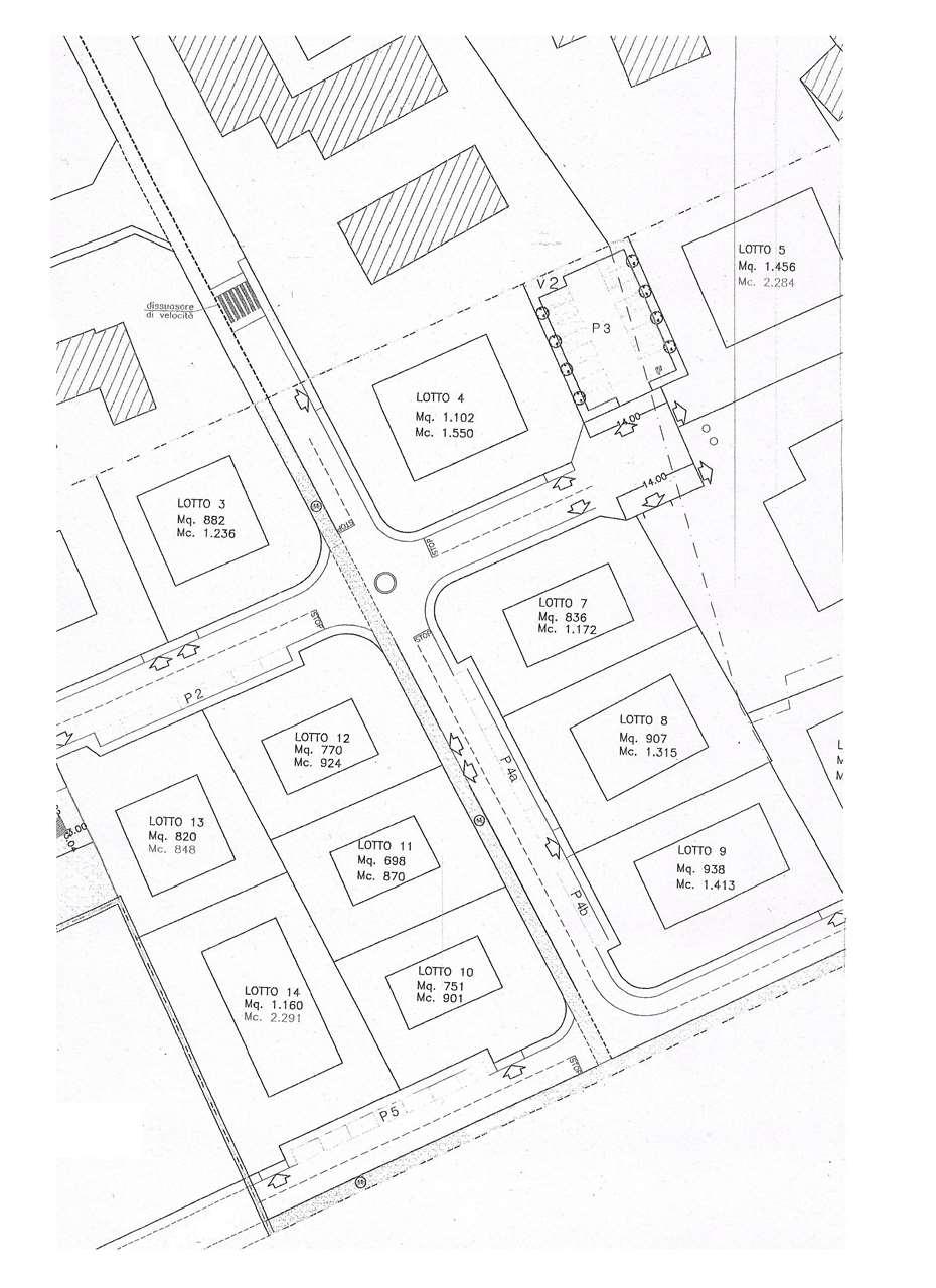 Terreno Edificabile Residenziale in vendita a Nogarole Rocca, 9999 locali, prezzo € 78.000 | CambioCasa.it
