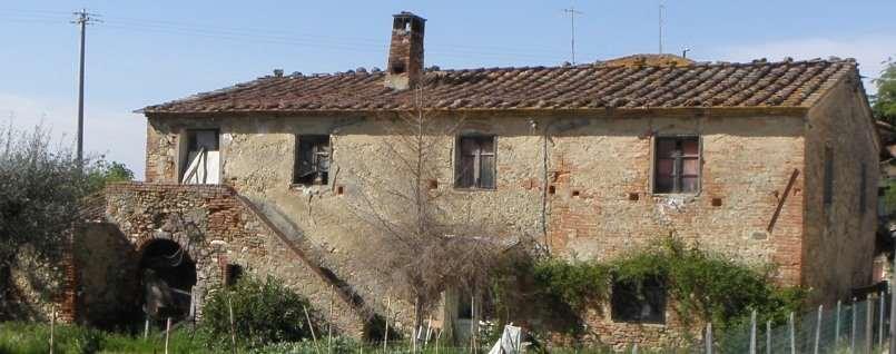 Colonica a Crespina Lorenzana