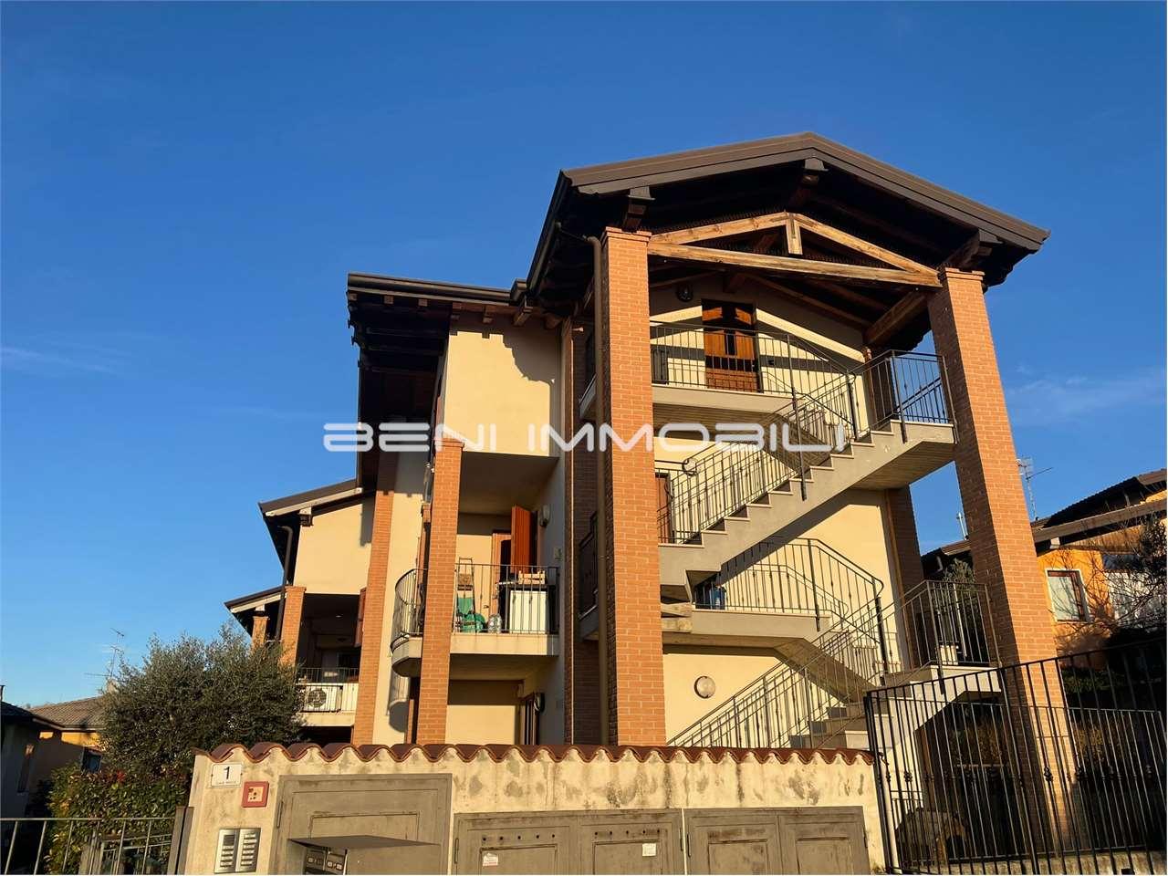 Vendita Bilocale Appartamento Lonato del Garda Via Delle Rose  260787