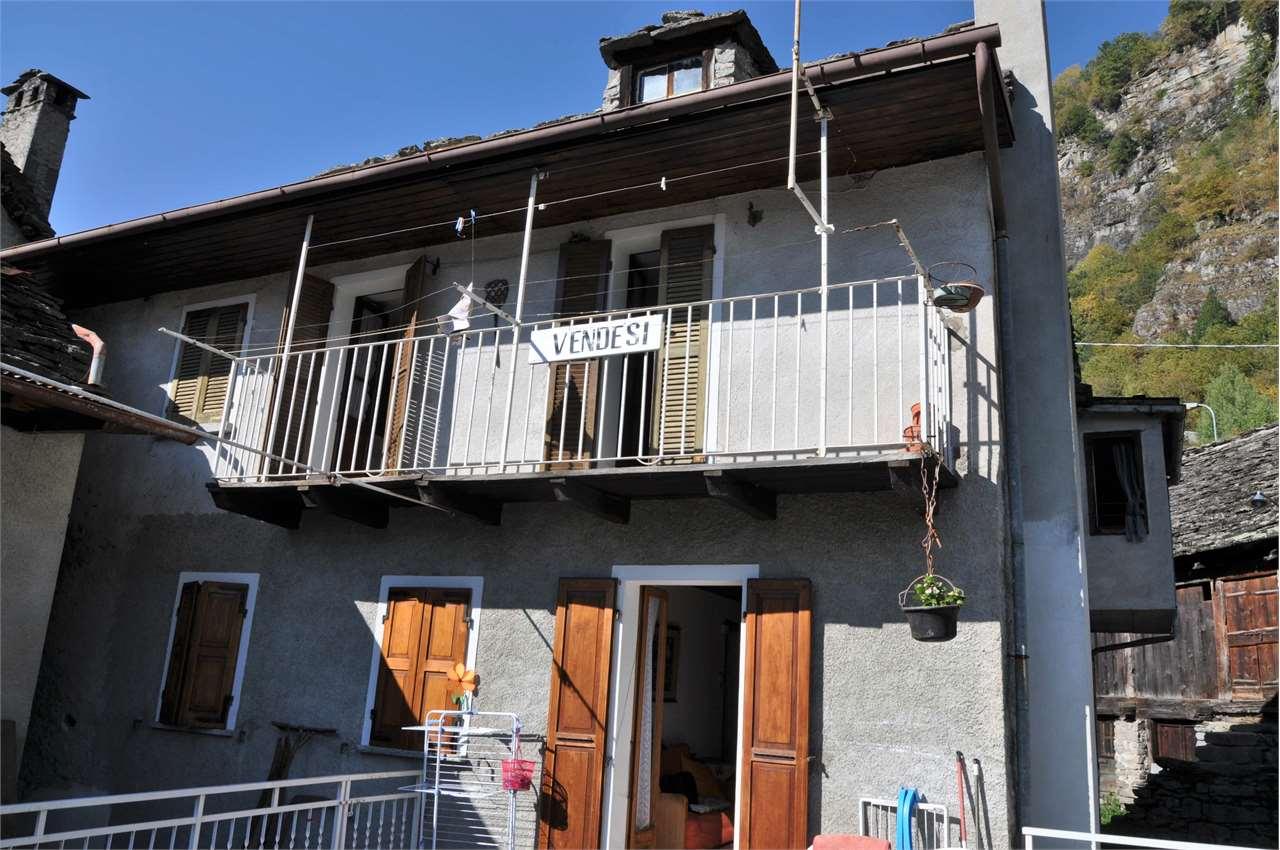 Vendita Casa Indipendente Casa/Villa Baceno via tana paradiso 22 95024