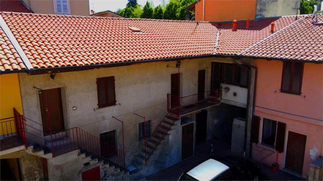 Vendita Trilocale Appartamento Cesano Maderno via san bernardo  267940
