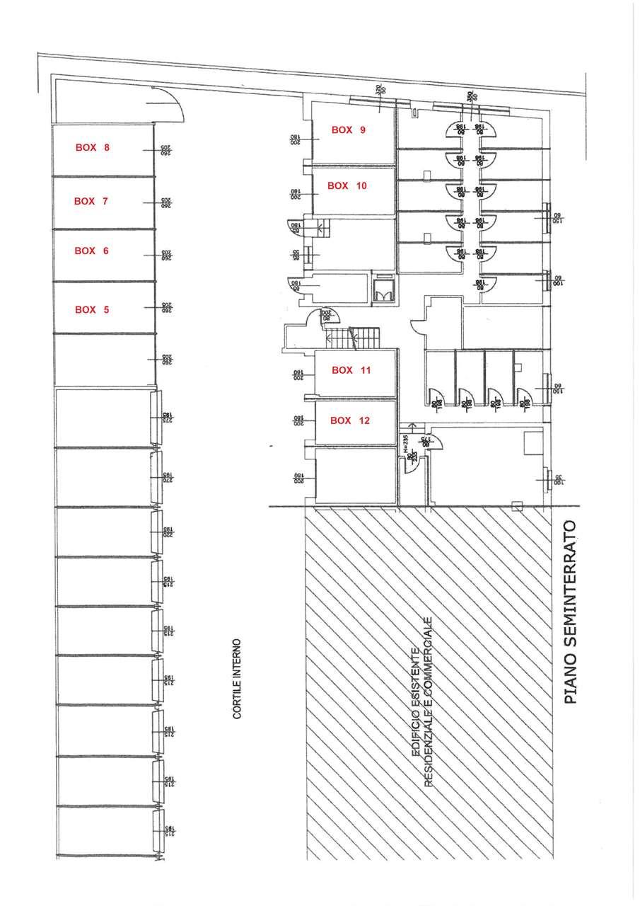 Vendita Garage Garage/Posto Auto Magenta 179070