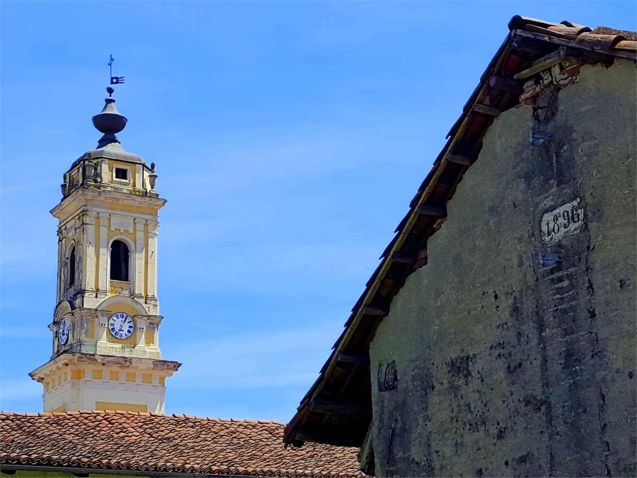 Rustico / Casale in vendita a Lombriasco, 6 locali, prezzo € 119.000 | CambioCasa.it