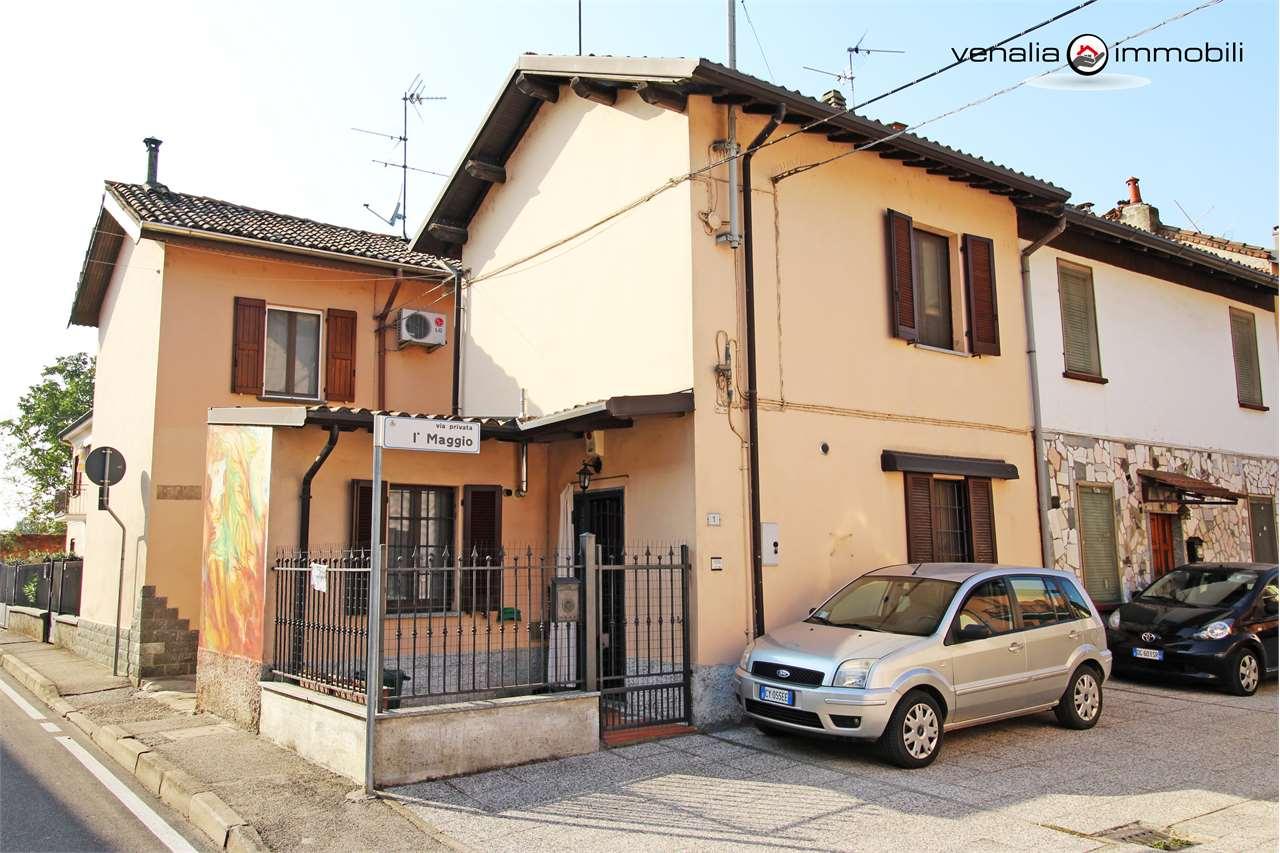 Bilocale Borgarello Via 1 Maggio 1