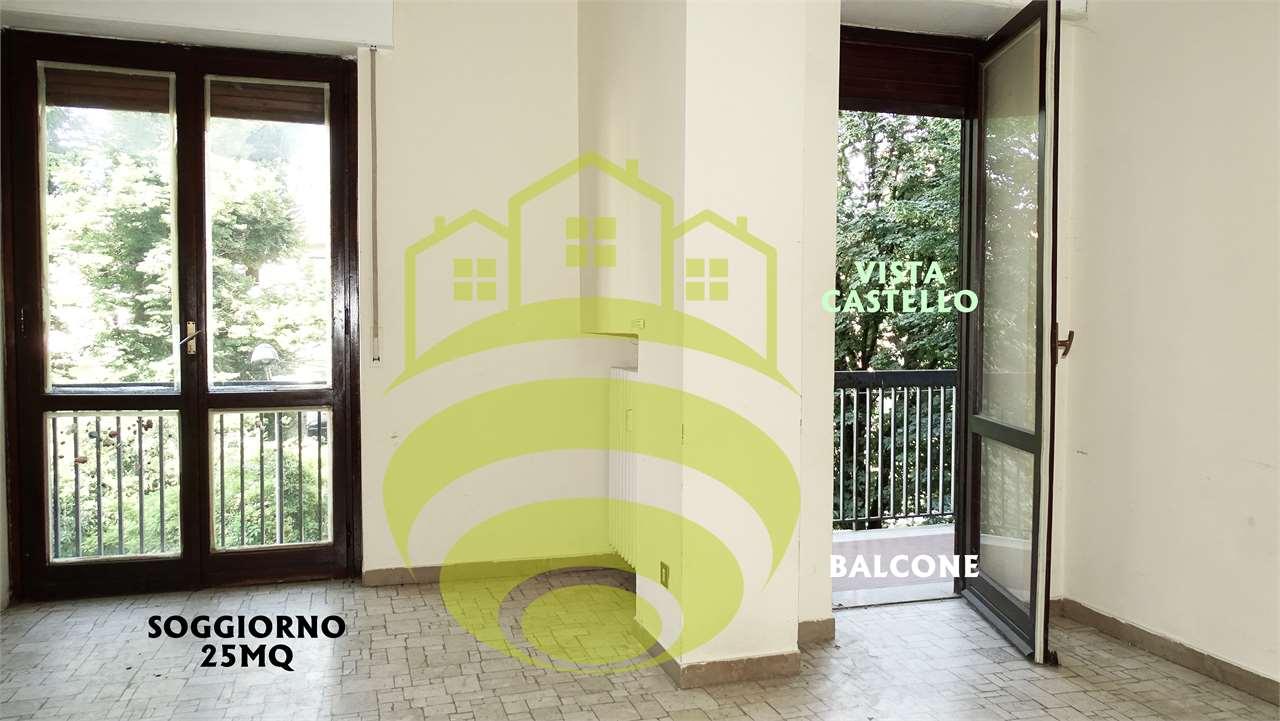 Appartamento in vendita a Melegnano, 3 locali, prezzo € 190.000 | CambioCasa.it