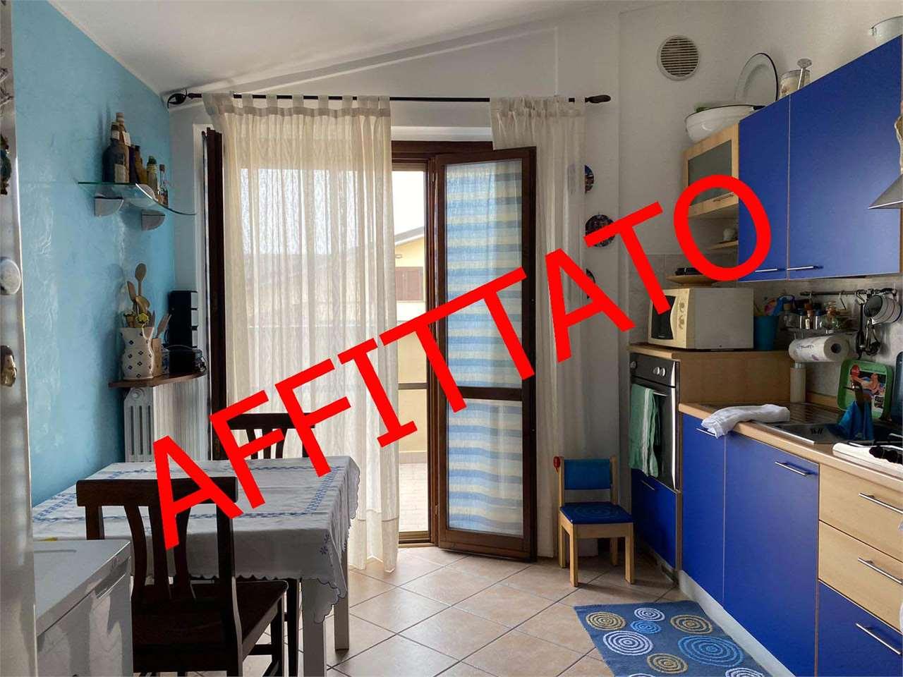 Appartamento in affitto a Casaletto Lodigiano, 2 locali, prezzo € 500   CambioCasa.it