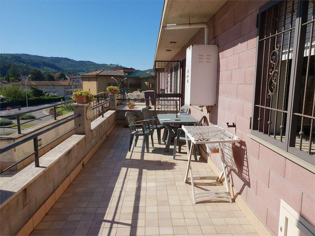 Appartamento in vendita a Subbiano, 3 locali, prezzo € 80.000 | CambioCasa.it