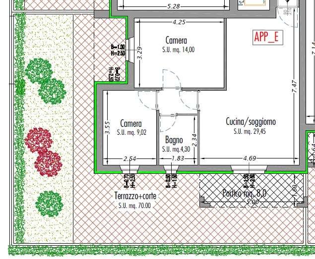 Appartamento in vendita a Civitanova Marche, 3 locali, prezzo € 190.000   CambioCasa.it