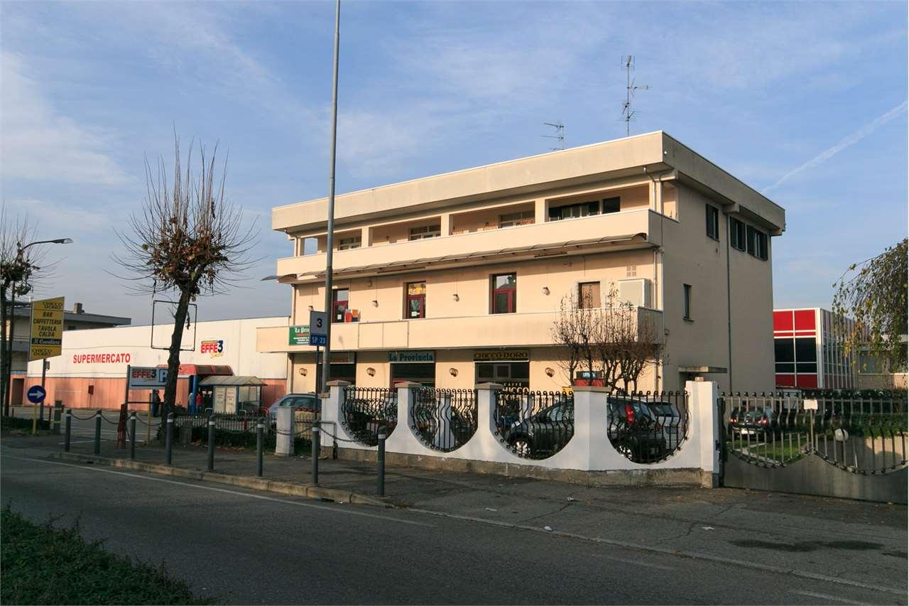 Ufficio / Studio in affitto a Guanzate, 1 locali, prezzo € 650 | CambioCasa.it