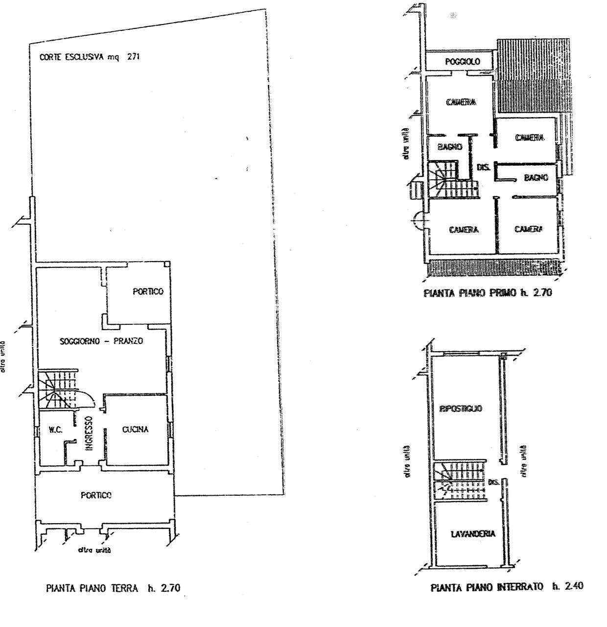 Residenziale rif. schiera 260