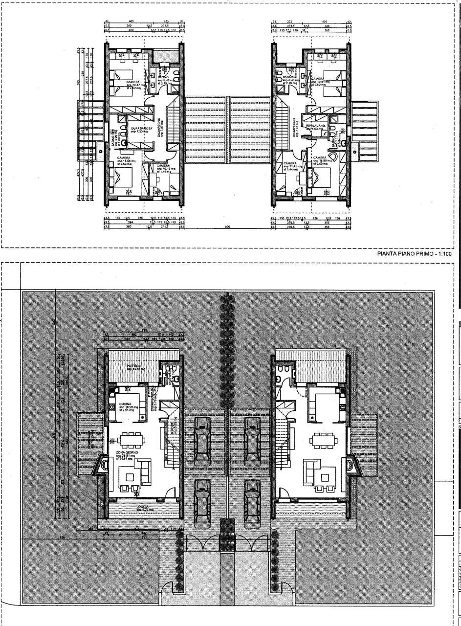 Residenziale rif. BIFAMILIARE500