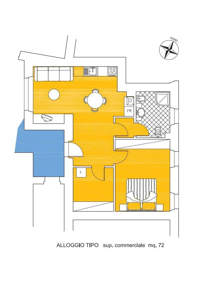 Appartamento in Vendita Gorizia