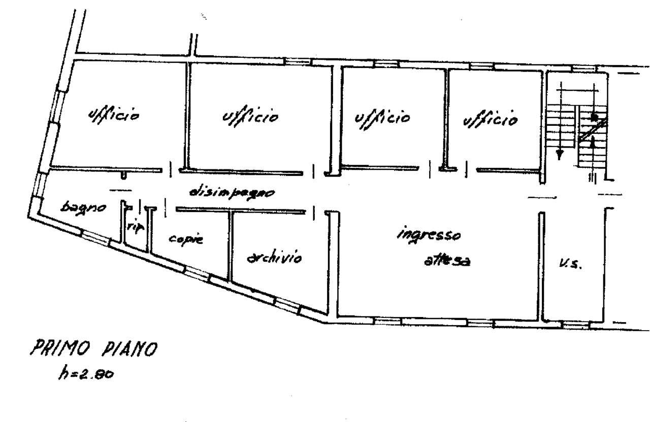 Ufficio / Studio in vendita a Oderzo, 7 locali, prezzo € 350.000 | CambioCasa.it