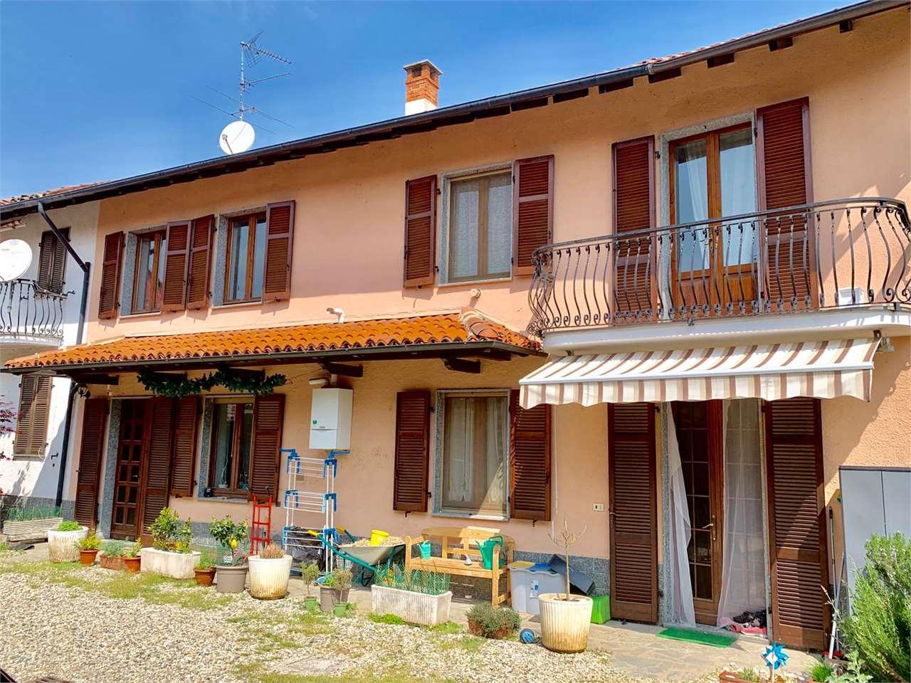 Soluzione Indipendente in vendita a Valle Lomellina, 3 locali, prezzo € 80.000 | CambioCasa.it