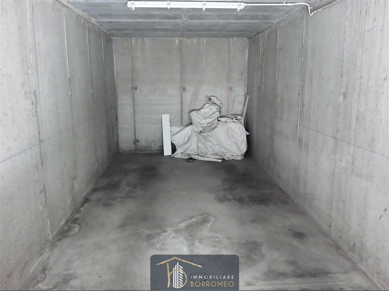 Vendita Garage Garage/Posto Auto Cesano Maderno 250721