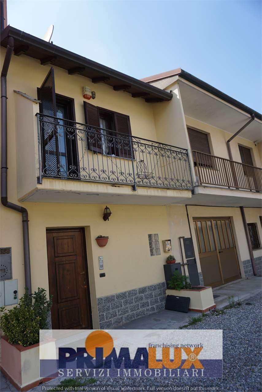 Vendita Trilocale Appartamento Cesano Maderno Via Novara  283930