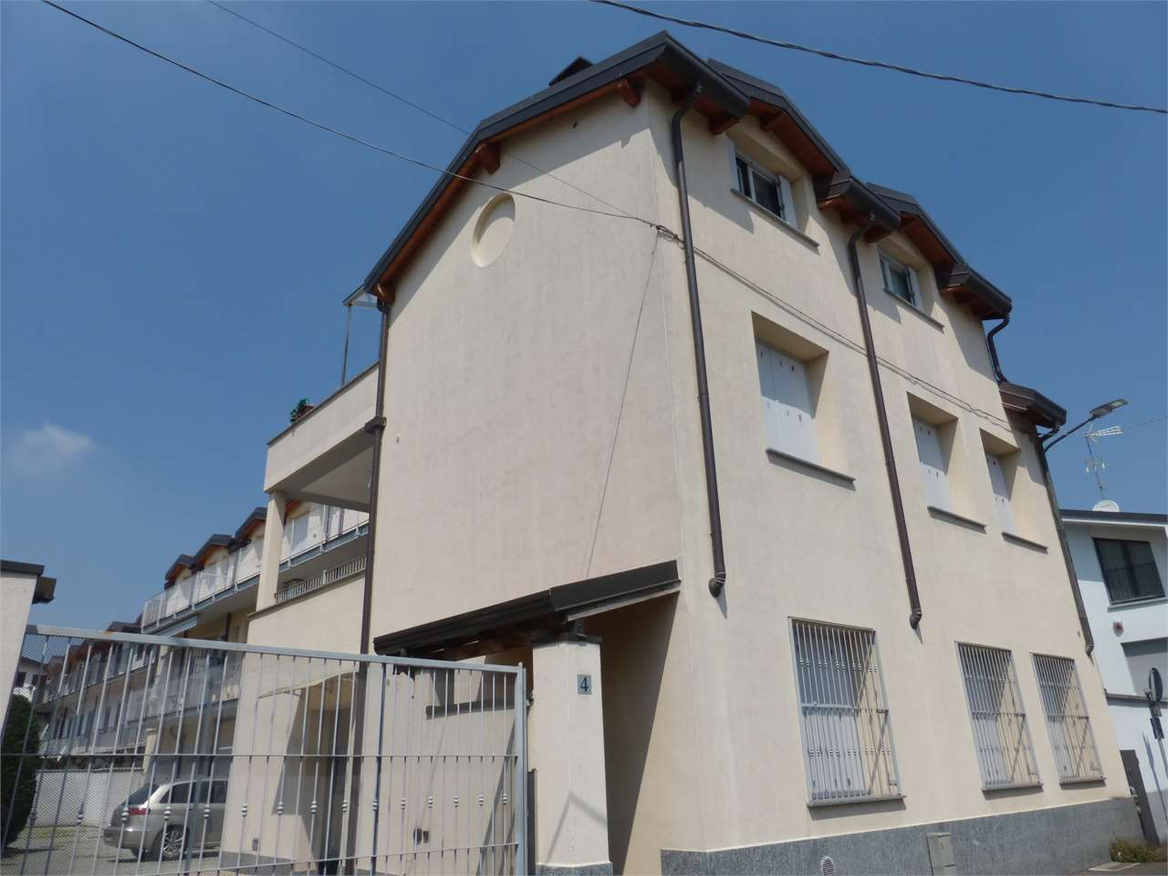 Vendita Bilocale Appartamento Cesano Maderno Via Novara  88111