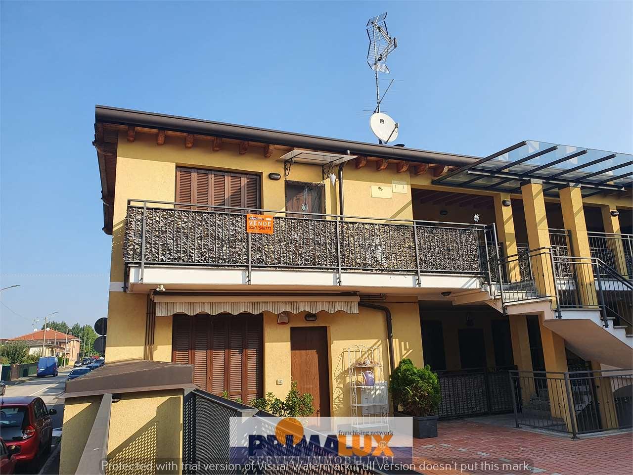 Vendita Bilocale Appartamento Cesano Maderno 293747