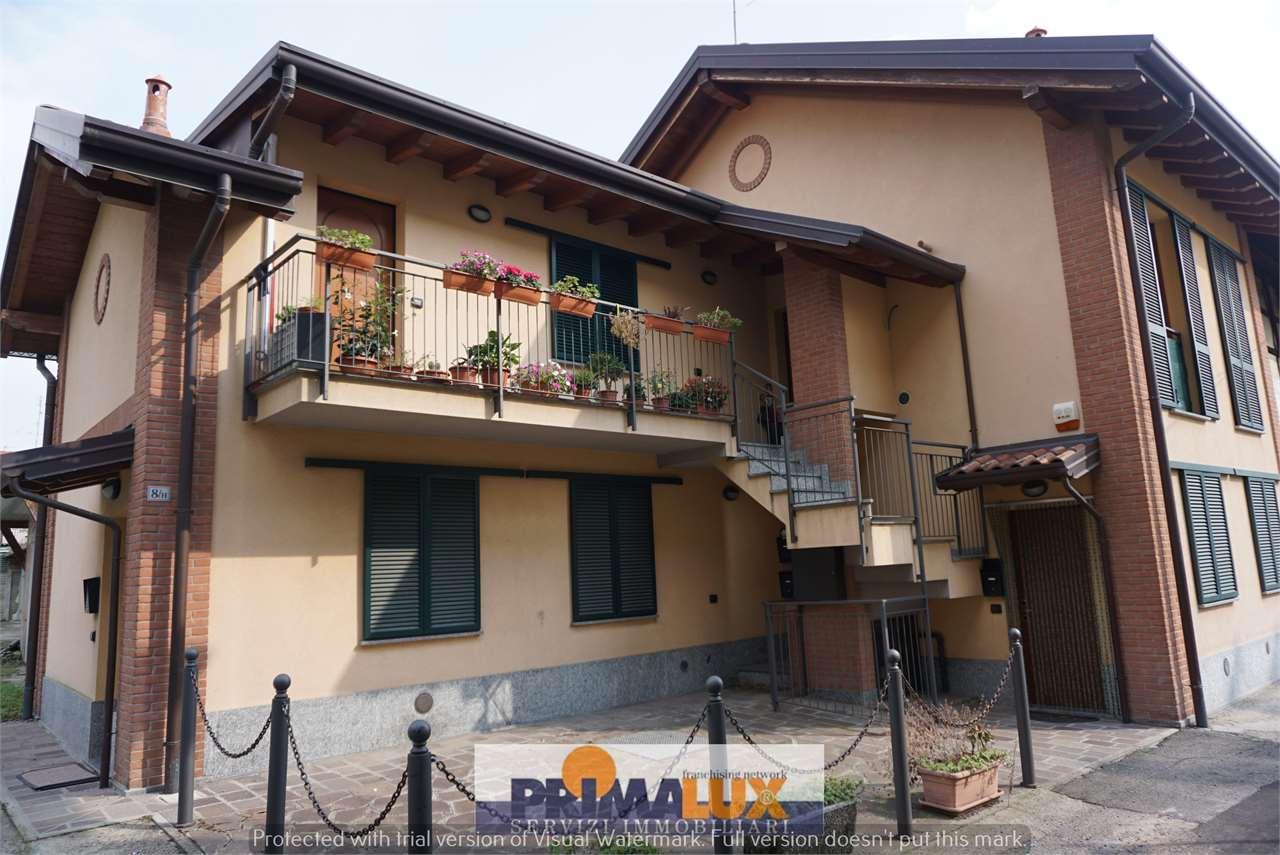 Vendita Trilocale Appartamento Cesano Maderno 296623